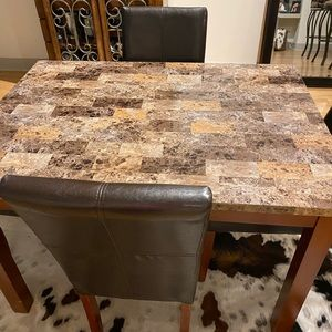 Other - Dining table & 4 chairs